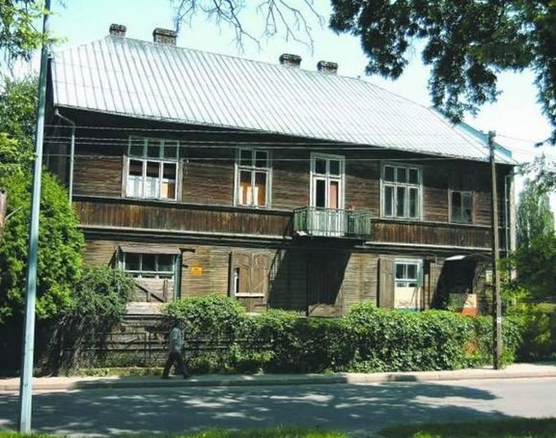 Dom przy ul. Włókienniczej 16