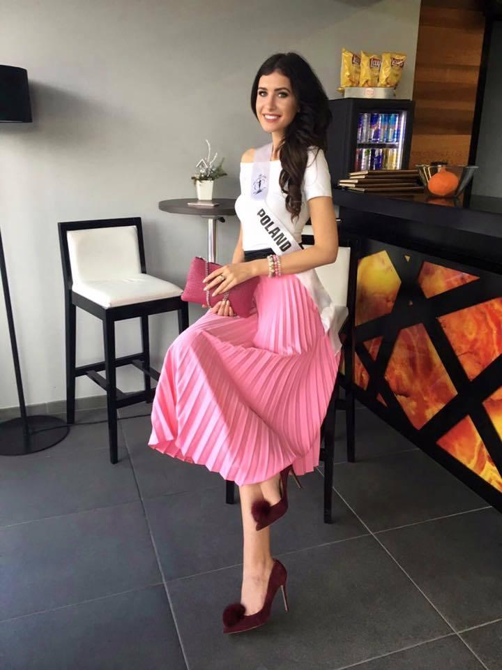 Miss Supranational 2016: głosujmy na Ewę Mielnicką
