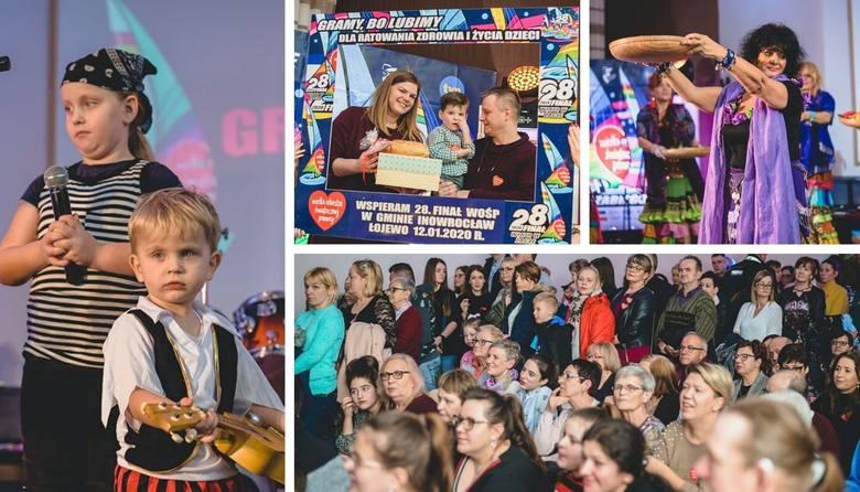 Fantastyczny wynik zanotowano w trakcie wielkiego finału WOŚP w Łojewie. Zeszłoroczny rekord gminy Inowrocław został pobity o ponad 25 tys. zł! Zebrano