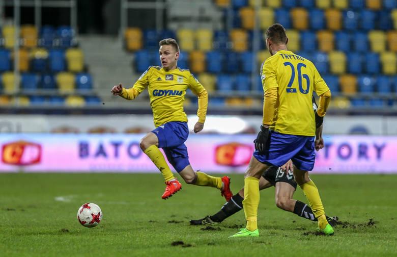Wigry Suwałki - Arka Gdynia: Żółto-niebiescy jedną nogą w finale Pucharu Polski!