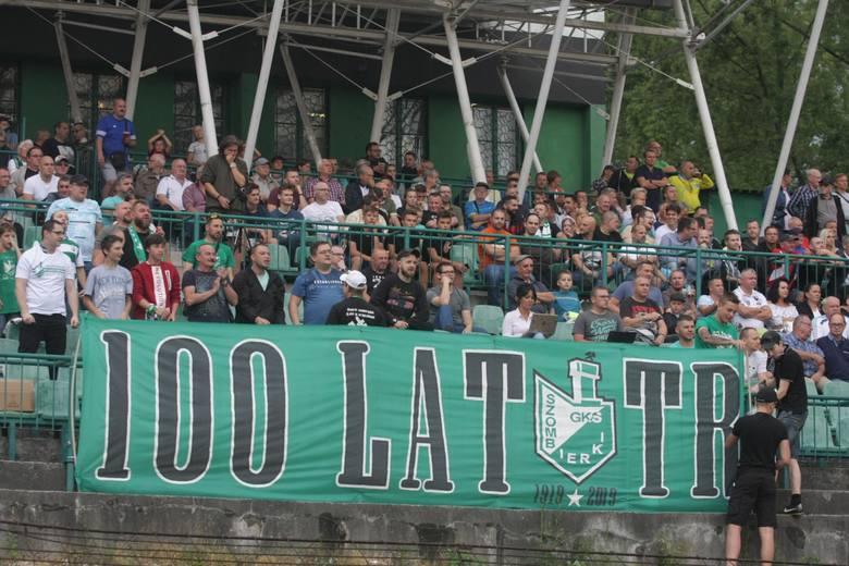 Klub ten zdobył mistrzostwo Polski w 1980 roku, a zaledwie cztery lata później spadł już do niższej klasy rozgrywkowej. Aktualnie występuje w na poziomie