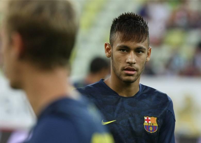 Neymar z sukcesami występował w Barcelonie w latach 2013–2017