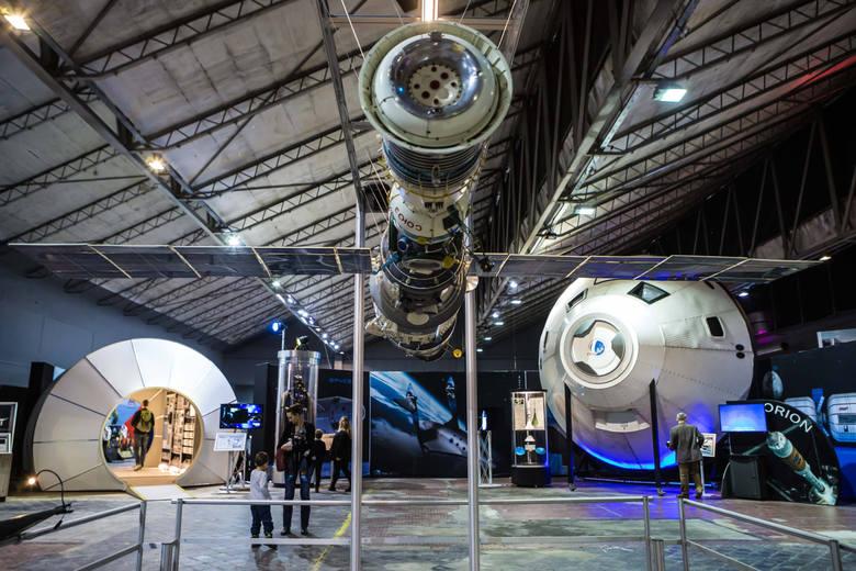 60 sekund biznesu: Rynek kosmiczny w Polsce jest niewielki