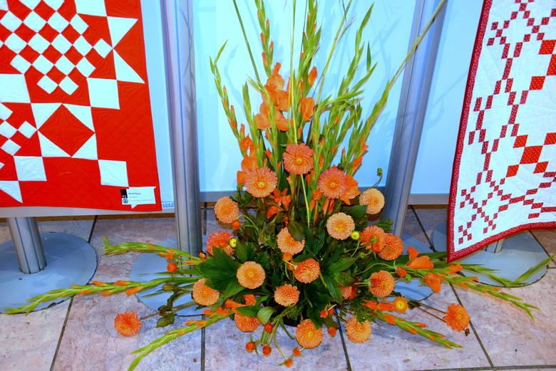 Skierniewickie Święto Kwiatów, Owoców i Warzyw 2019: wystawy w CKiS [ZDJĘCIA]
