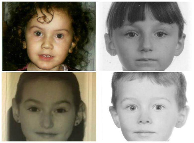 Zaginione dzieci w Polsce. Poszukują ich rodzina i policja: wiesz, gdzie mogą przebywać? [ZDJĘCIA]