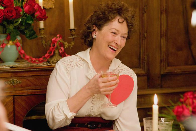 "Meryl Streep w filmie ""Julie i Julia"" (2009)"
