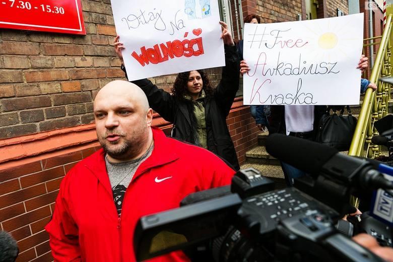 Prokuratura Krajowa: nie ma dowodów na niewinność Kraski. Arkadiusz Kraska wróci do więzienia?