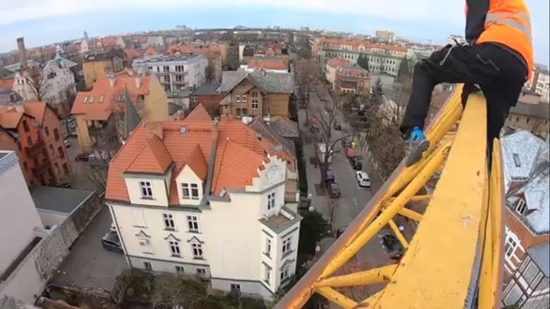 Bezior, Damar i Unstoppable wspinają się po różnych obiektach w Poznaniu, innych polskich miastach oraz za granicą