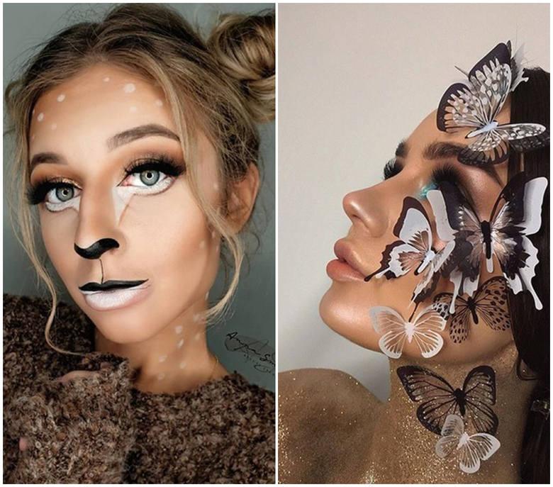 """Zobacz niezwykłe makijaże kreatywne lubelskich miłośniczek make-upu. Kliknij w przycisk """"zobacz galerię"""" i przesuwaj zdjęcia w prawo - naciśnij"""