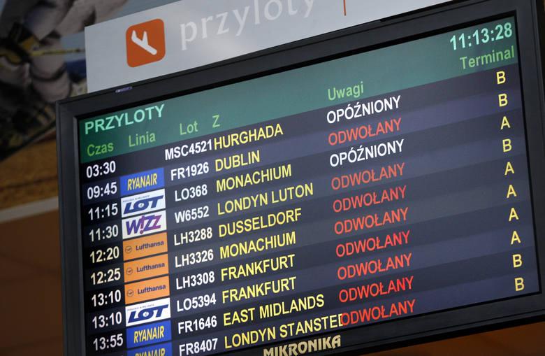 Skutki tego wybuchu odczuliśmy również w Polsce
