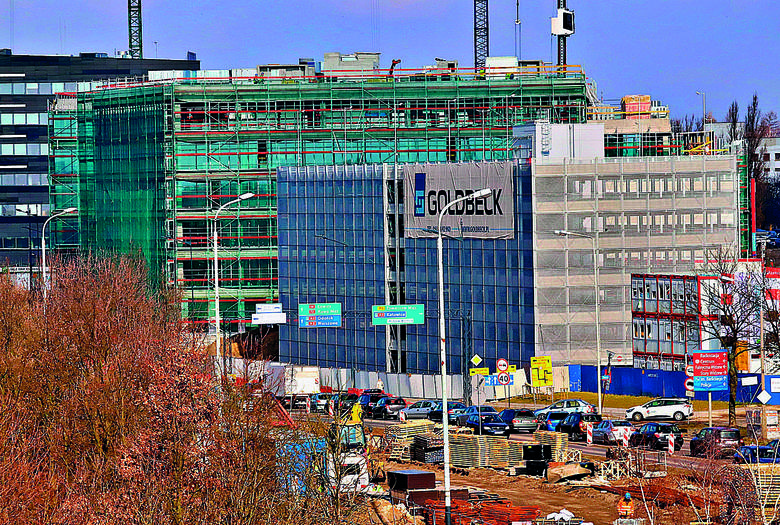 Łódź staje się ważnym graczem na rynku biurowym