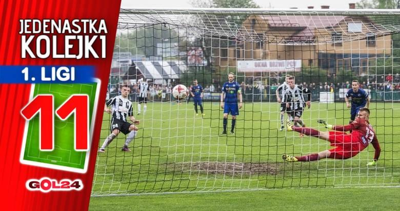 Z 29. kolejki Nice 1 ligi zapamiętamy na pewno cztery gole Igora Angulo w meczu z Chojniczanką Chojnice. Zabrzanie wreszcie zagrali na miarę oczekiwań
