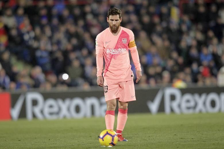 Leo Messi: Z Liverpoolem byliśmy żałośni, to nasza wina, nie trenera