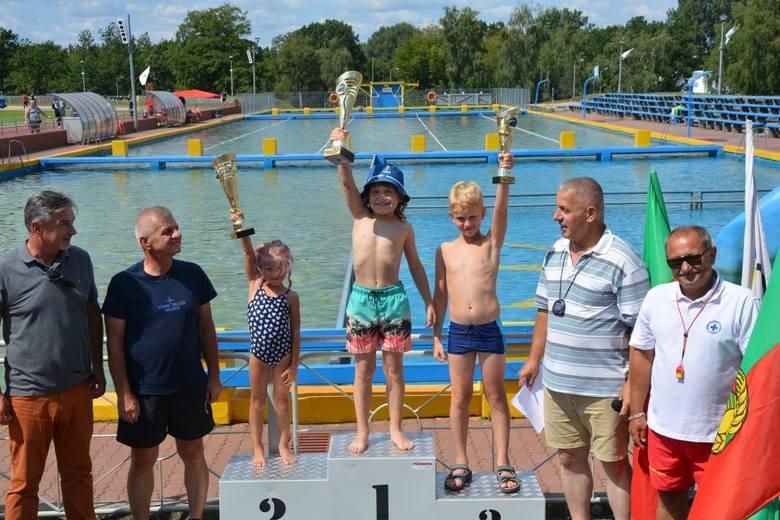 Festyn pływacki w Słubicach