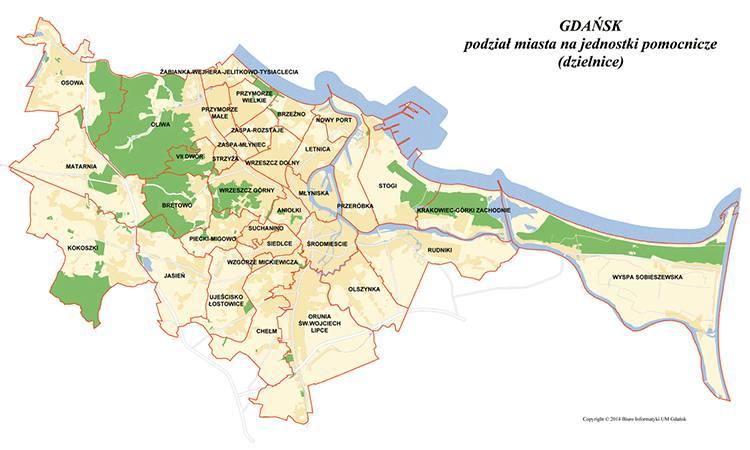 Gdańska dzielnica na 1 miejscu w PolscePlatforma Rentier.io przeanalizowała blisko 25 tysięcy ofert najmu mieszkań oraz zakupu lokali mieszkalnych oferowanych
