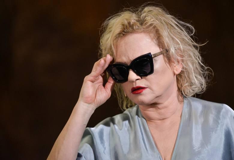 """Na Scenie Kameralnej Teatru Wybrzeże w Sopocie w sobotę odbyła się premiera """"Fedry"""" Jeana Racine'a. W tytułowej roli zobaczyliśmy Katarzynę Figurę."""