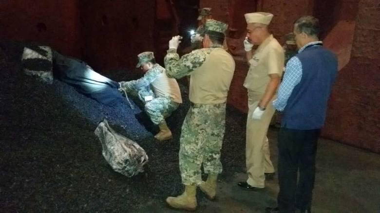 Pod czterema tonami węgla z Kolumbii ukryte było 225 kilogramów kokainy. Meksykańskie władze zatrzymały polskiego kapitana statku