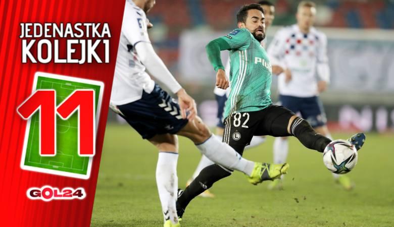 PKO Ekstraklasa. Legia Warszawa umocniła się na pozycji lidera, Lech Poznań dzięki ostatniej akcji wygrał derby. W 19. kolejce byliśmy też świadkami