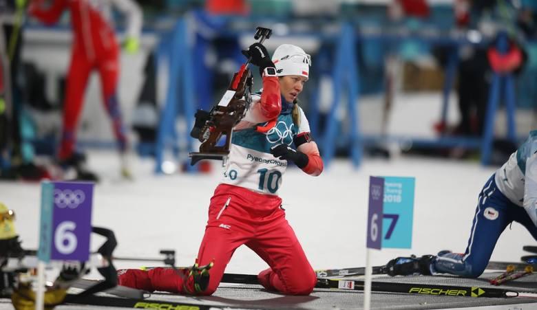 Polskie biathlonistki kiepsko spisują się od początku igrzysk olimpijskich.