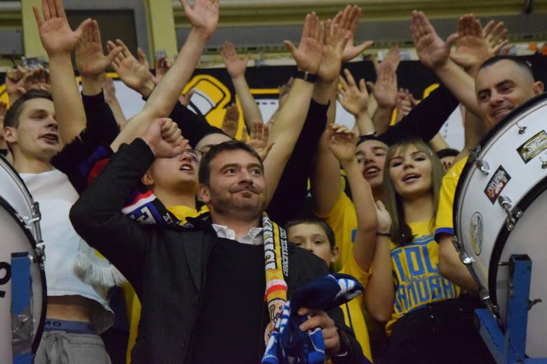 Podczas meczu PGE VIVE Kielce - Mieszków Brześć doszło do małej niespodzianki! Wśród kibiców pojawił się Rastko Stojković, były zawodnik obu tych klubów.