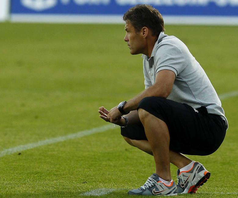 Co wymyśli trener Pawel Hapal na mecz z Pogonią przekonamy się już dziś.