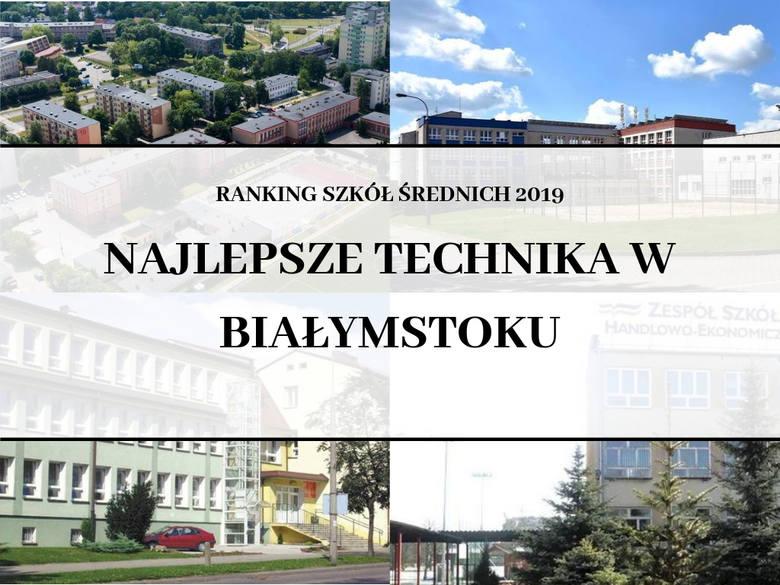 Jest już najnowszy ranking szkół średnich przygotowany przez serwis Waszaedukacja.pl. Zobaczcie, które technika są wg niego najlepsze w stolicy województwa