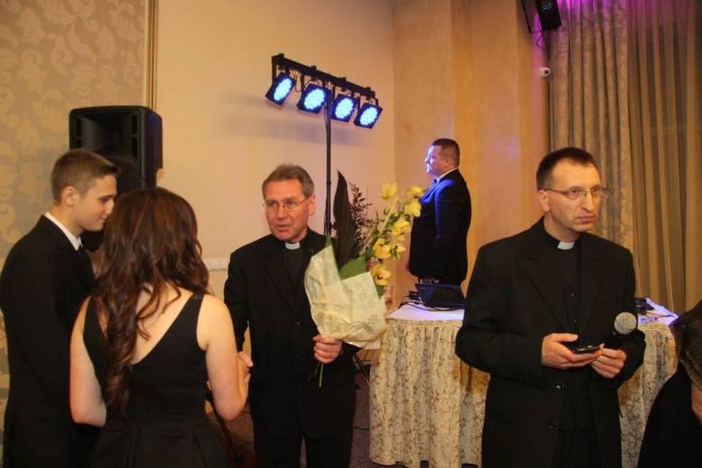 Studniówka 2014 Zespół Szkół Katolickich świętego