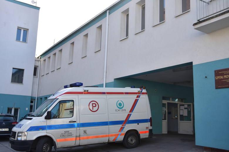Izba przyjęć szpitala w Nakle już czynna