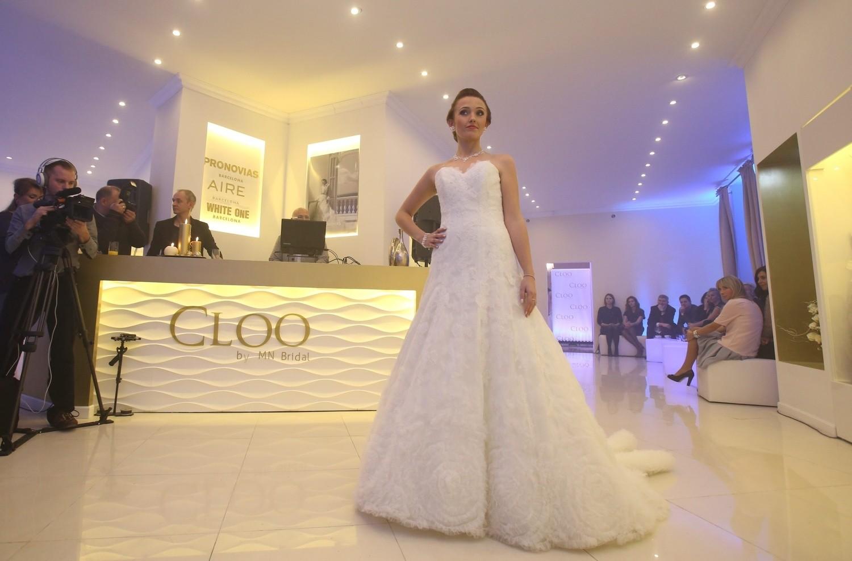 Marcelina zawadzka w katowicach otwarcie salonu mody for R b salon coimbatore