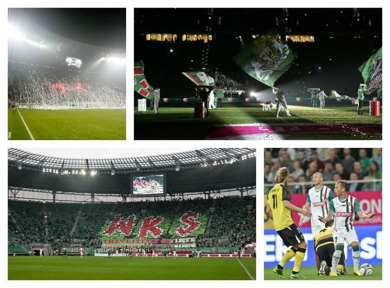 W tym sezonie Śląsk może pochwalić się wysoką frekwencją na swoich meczach na Stadionie Wrocław. We wrześniu mecz z Pogonią Szczecin oglądało blisko