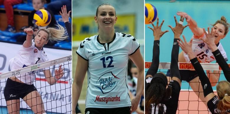 Liga Siatkówki Kobiet. TOP 10 najlepiej punktujących zawodniczek  w sezonie 2017-18