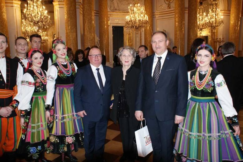 Kolejowe Zakłady Łączności, Profile Biznes i Mat-Bud. Wielki sukces trzech regionalnych firm na Zamku Królewskim w Warszawie!