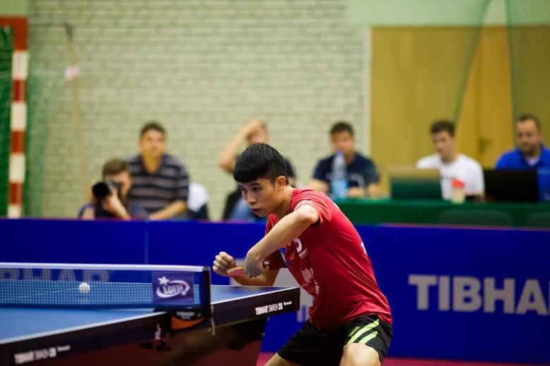 Chińczyk Yongyin Li z Dojlid bez większych problemów pokonał Jakuba Jankowskiego