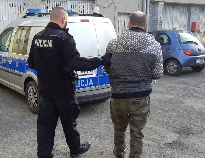 Mężczyzna przez długi czas skutecznie uciekał policjantom.