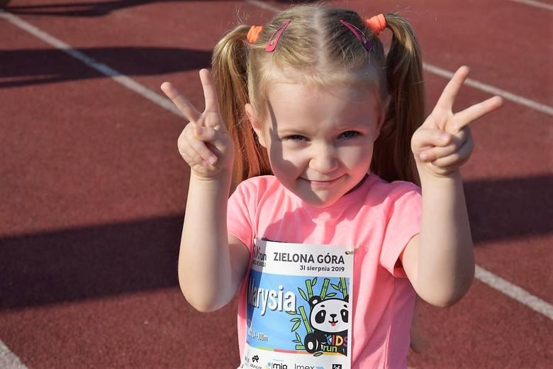 W sobotę (31 sierpnia) na stadionie MOSiR przy ul. Sulechowskiej w Zielonej Górze, odbyła się kolejna edycja imprezy biegowej dla najmłodszych Kids Run