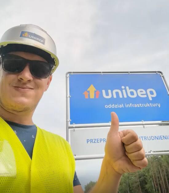 Unibep - największa firma budowlana z polskim kapitałem