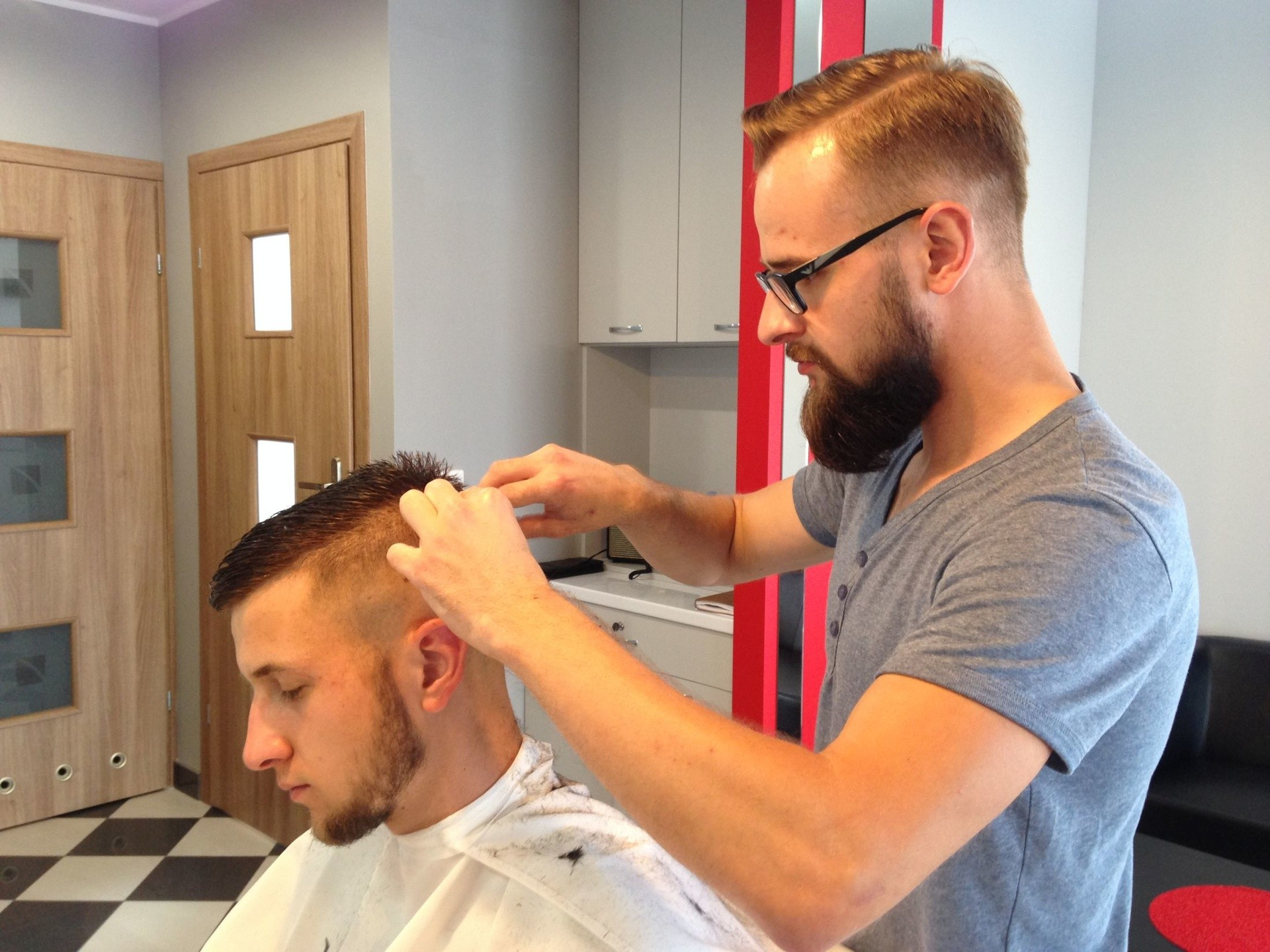 Znany Maciek Nowy Barber Shop W Kielcach Echodniaeu