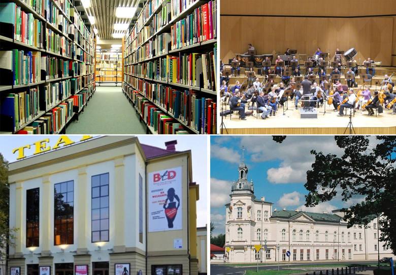 Ile zarabiają pracownicy Filharmonii Koszalińskiej, Muzeum w Koszalinie, Koszalińskiej Biblioteki Publicznej i Bałtyckiego Teatru Dramatycznego? Sprawdziliśmy.