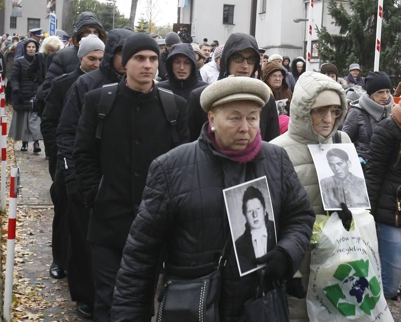Łódź nie zapomina o więźniach obozu