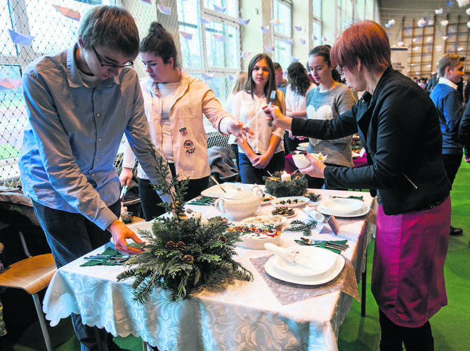Nie tylko pierogi. Poznaj świąteczne przepisy od uczniów