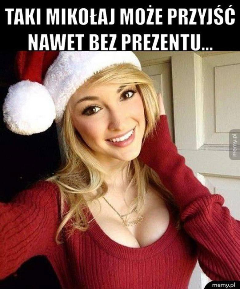 Święty Mikołaj MEMY. Zobaczcie memy, demotywatory i śmieszne obrazki na Mikołaja.Co prawda mikołajki obchodzone są tradycyjnie 6 grudnia, ale zawsze