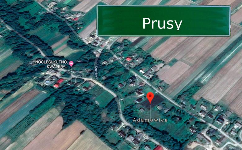 Prusy - przysiółek w gminie Gołcza w powiecie miechowskim.