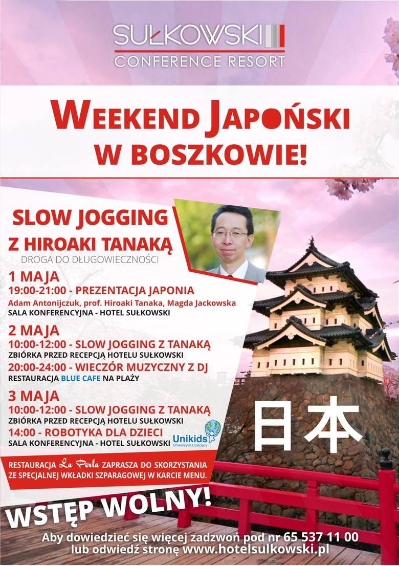 Spotkanie z japońskim profesorem dla amatorów biegania będzie nie lada gratką