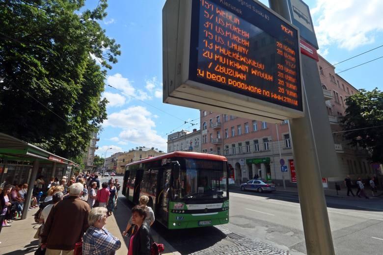 Kryzys w komunikacji. Na dwóch liniach trolejbusy będą jeździły rzadziej