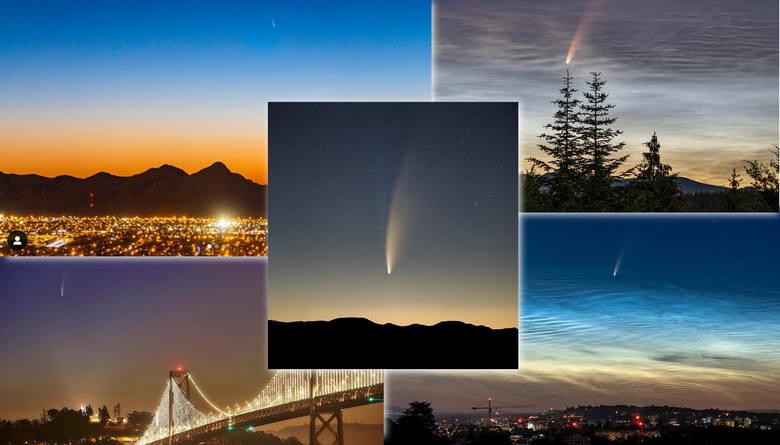 Kometę C/2020 F3 (NEOWISE) można już obserwować z terytorium Polski. Należy jej wypatrywać na północno-wschodnim horyzoncie - w pierwszej dekadzie lipca
