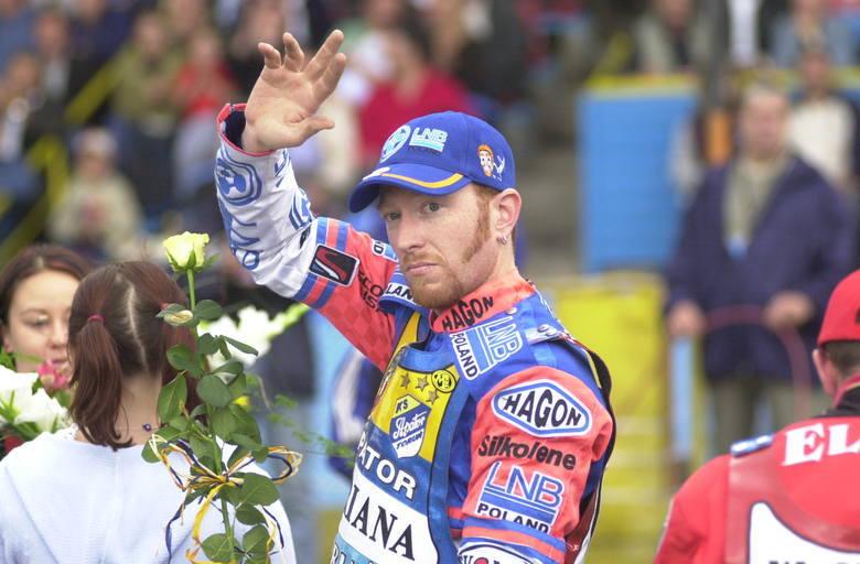 Kolejny z wielkich mistrzów speedwaya na Pomorzu. W Apatorze spędził trzy lata. Miał wiele wspaniałych występów, zdobył wówczas mistrzostwo świata, ale