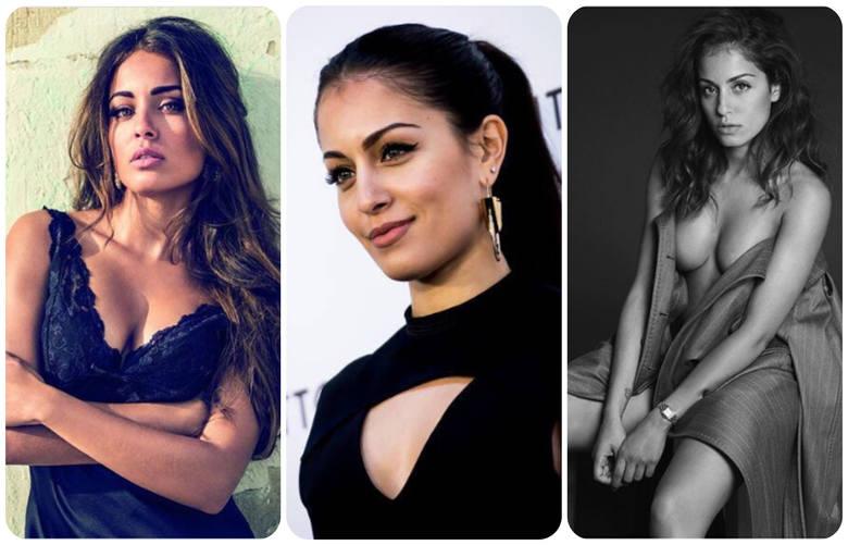 """Hiba Abouk to hiszpańska modelka i aktorka tunezyjskiego pochodzenia. Media nazywają ją """"najpiękniejszą aktorką świata"""", przyznano"""
