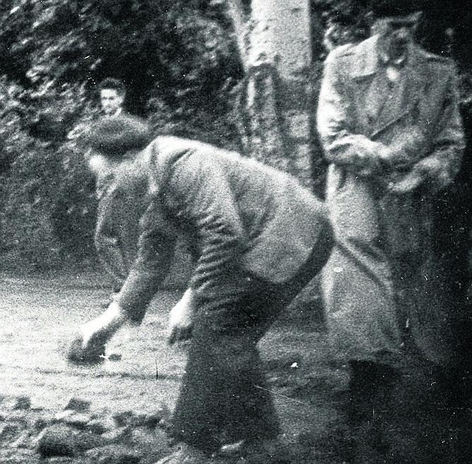 Rzucanie kamieniami w milicjantów było podstawowym zarzutem