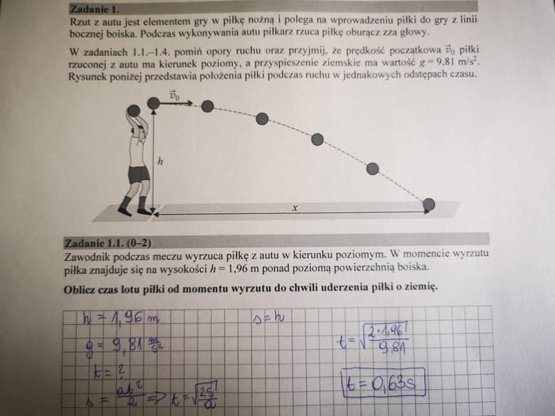 Matura 2019. Fizyka poziom rozszerzony ODPOWIEDZI I ARKUSZ CKE. Matura z fizyki i astronomii rozszerzenie 20.05.2019 - zadania, rozwiązania