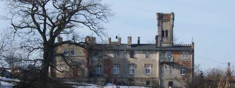 Pałac w Jeleńcu to być może dzieło Friedricha A. Stülera
